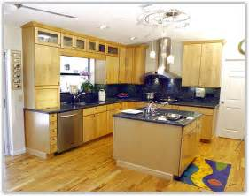 with pictures shaped kitchen designs layouts island increasingly popular