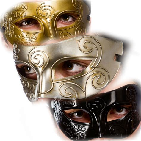 opera gladiator masquerade fancy dress
