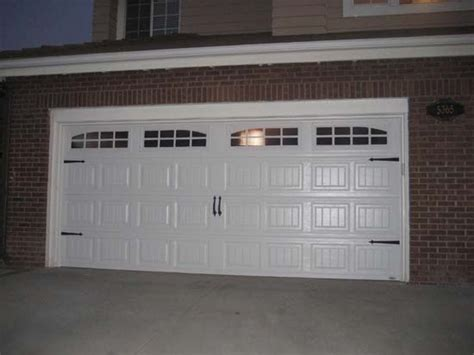 16 Foot Garage Door by Beautiful Garage Door Carriage 7 16 Foot Garage Door