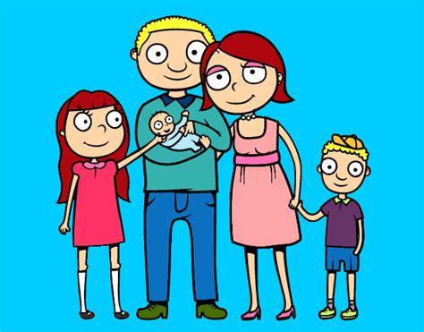 imagenes animadas de amor en familia imagenes de la familia en dibujos animados divertidos