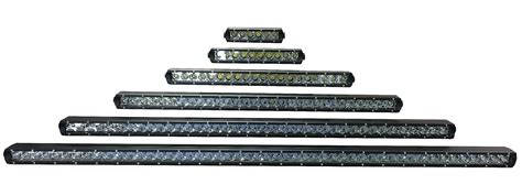 removable led light bar tl20src single row led light bar 20 quot ag and farm supply