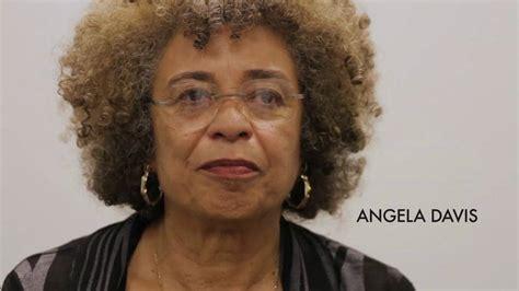 angela davis vimeo angela davis we are all blacklivesmatter on vimeo