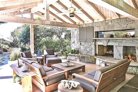 covered patio with fireplace outdoor fireplace covered patio outdoor furniture