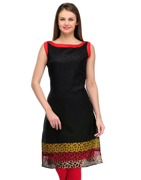 abhishti sleeve less self pattern green kurti buy women cenizas casual sleeveless self design women s kurti