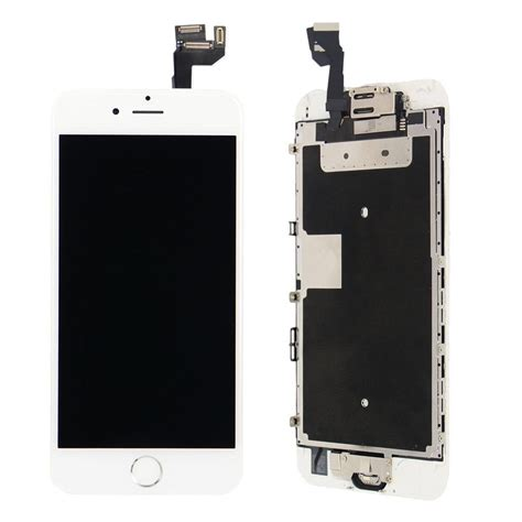 apple original quality iphone 6s white screen replacement