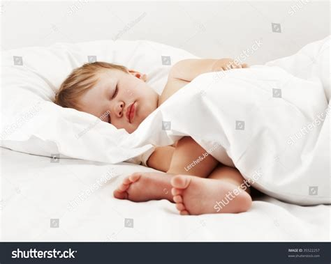 baby sleeping in bed cute baby sleeping in bed stock photo 35522257 shutterstock