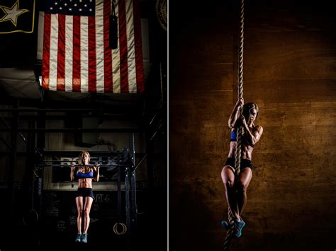 whitneys crossfit fitness shoot steven  lily photography