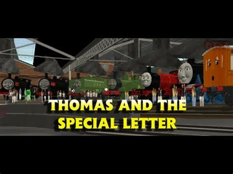 And The Special Letter