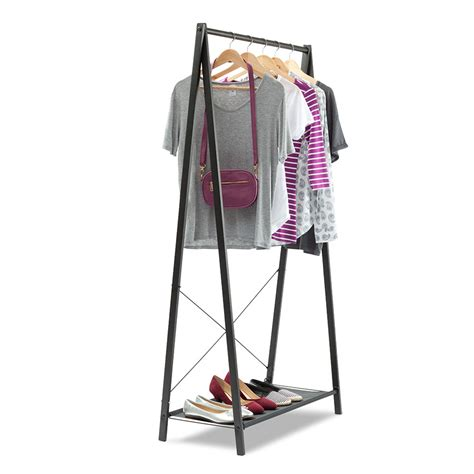 3 stylish garment rack storage ideas kmart