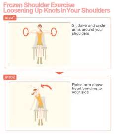 frozen shoulder exercises at home pilates for shoulders