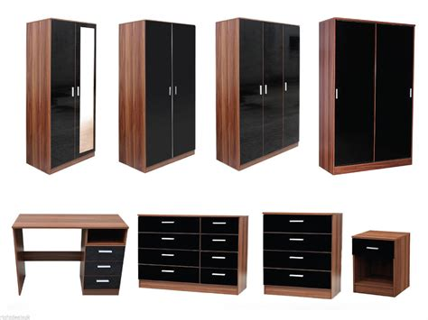 gloss bedroom furniture ready assembled black high gloss bedroom furniture ready assembled