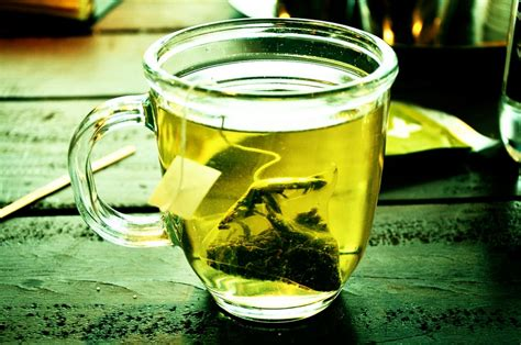 the truth of caffeine content in green tea dietelle