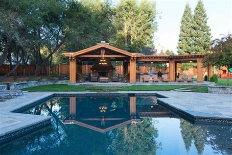 extreme backyards saratoga extreme backyard make over craftsman pool