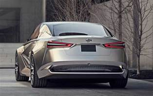 Nissan Ultima Hybrid 2018 Nissan Altima Hybrid All New Design And Specs