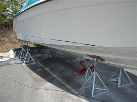 how remove boat bottom paint it can be done bottom paint removal the hull truth