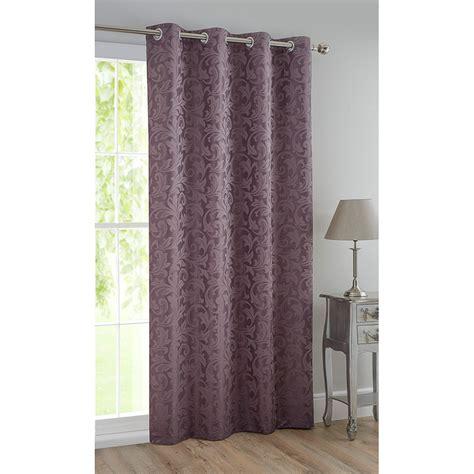 plum floral curtains primrose floral jacquard panel curtain 54x86 quot plum