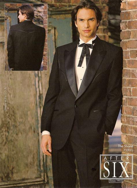 black tie affair tuxedos