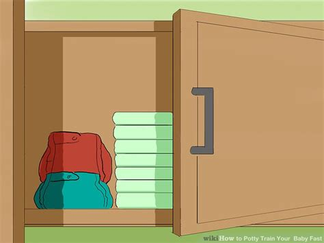how to toilet a quickly how to potty your baby fast 3 steps with pictures