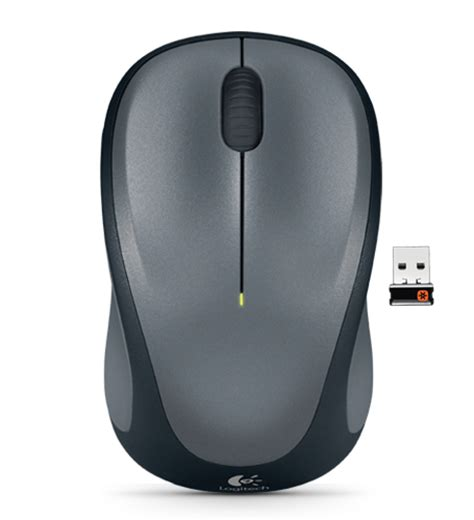 Mouse Logitech Wireless M235 logitech m235 wireless mouse black ebay