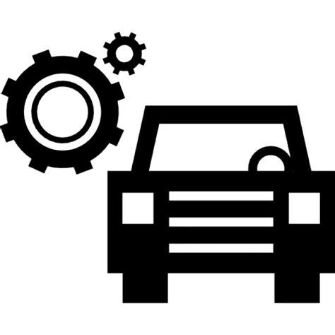 Was Ist Eps Beim Auto by Auto Mit Zahnr 228 Dern Mechanik Der Kostenlosen Icons