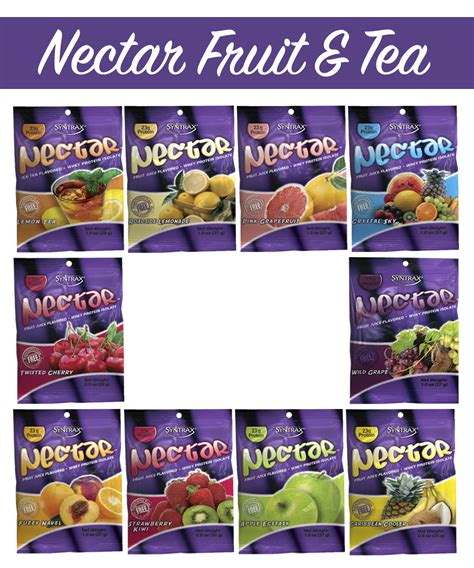 d protein flavours syntrax nectar protein powder sles 10 flavors