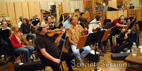 the string section michael giacchino scores land of the lost