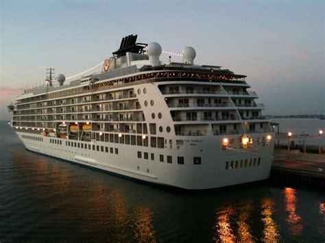 cruise ship the world ms the world
