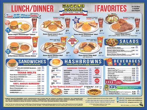 house menu waffle house menu waffle house