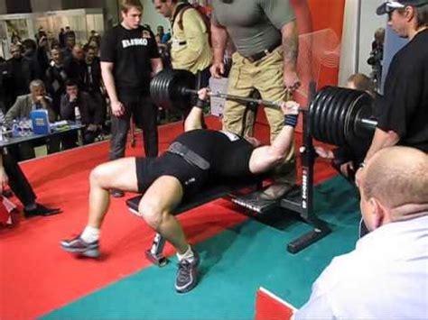 raw bench press vladimir kravtsov raw bench press 300kg nutrasport