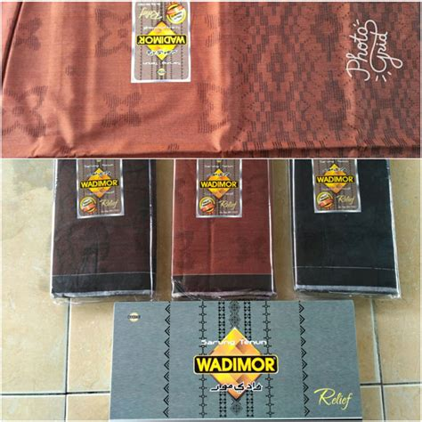 Harga Baju Koko Merk Wadimor sarung wadimor motif relief pusat grosir batik toko