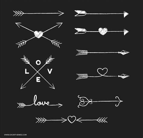 Home Design Software 2015 gt1 4 arrow chalk clipart growthemes