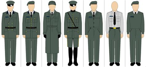 military uniform templates for photoshop generic uniforms by tounushi on deviantart