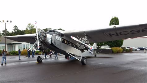 Ford Trimotor by Ford Tri Motor Flying In History Leeham News And Comment