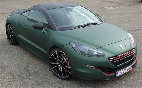 peugeot rcz r modified peugeot rcz forum rcz r wrap rcz tuning modifying