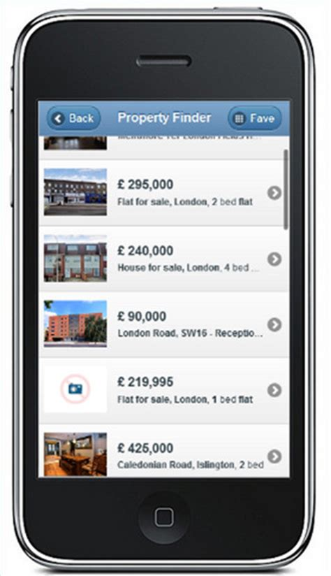 html css mobile layout property finder a cross platform html5 mobile app