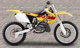 99 Suzuki Rm 250 Vehicle Reviews For 1999 Suzuki Rm 250
