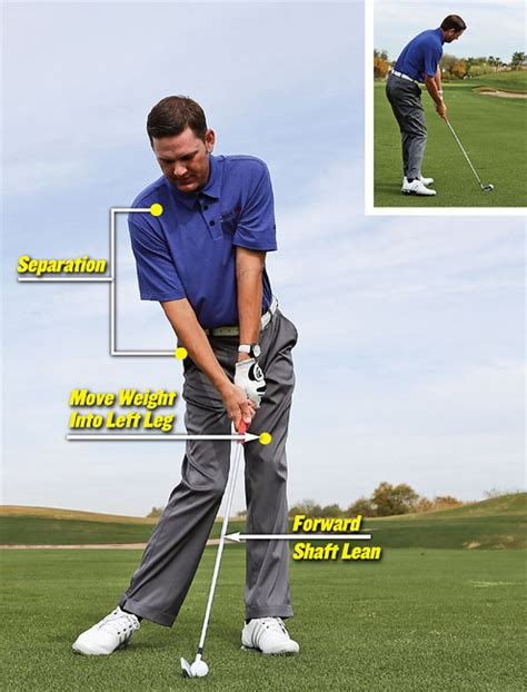 golf swing left knee action how to swing a golf club improve your golf swing ubergolf