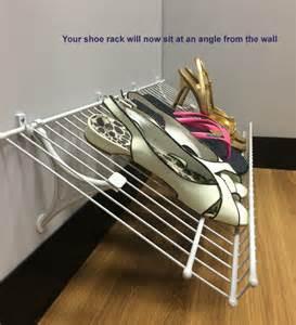 Closetmaid Installation Closetmaid Shoe Racks