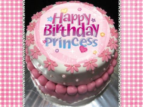 princess  happy birthday themed cake   margaretcookies