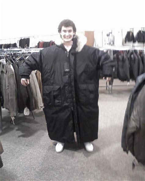 large coats utility fog big coat