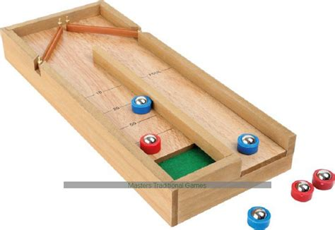 Mini Shuffleboard Table Mini Shuffleboard Table Game