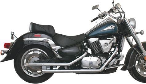 98 Suzuki Intruder 1500 Mac 2 Quot Slashcut Drag Pipes Suzuki Intruder 1500 98 04