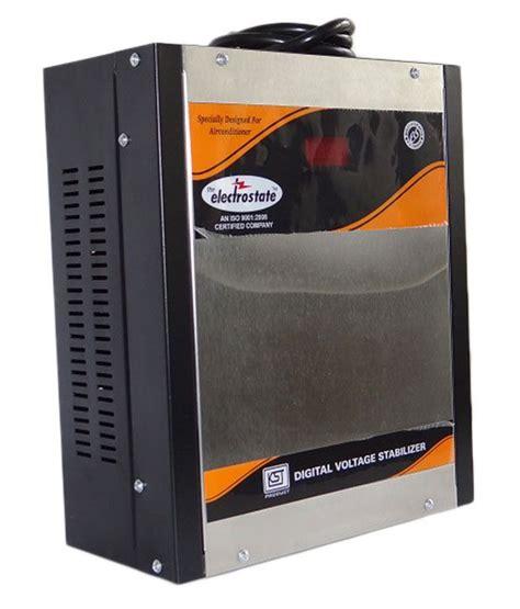 Volt Stabilizer Mobil Zn25 Digital electrostate 4kva 110v 290v tdr digital sf copper voltage