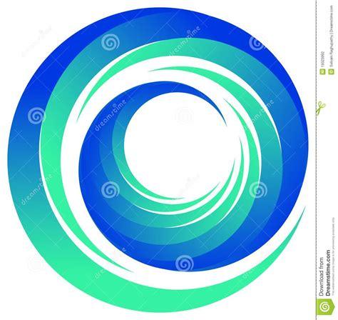 swirl logo pattern swirl logo stock photography image 19323992