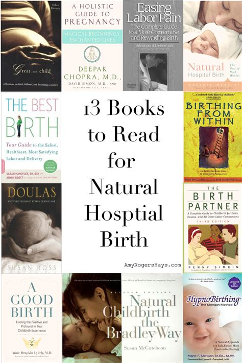 birth by books 13 of my favorite books for a hospital birth