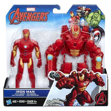 Marvel All Figure marvel iron with armor 6 figure hasbro