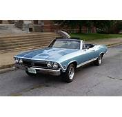 1968 Chevelle SS Convertible  Blog Cars On Line