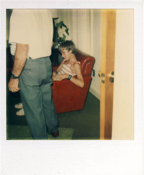 Embarrassed Polaroid Nude Image Fap