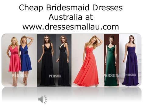 Bridesmaid Dresses Australia Cheap - cheap bridesmaid dresses australia in 2015