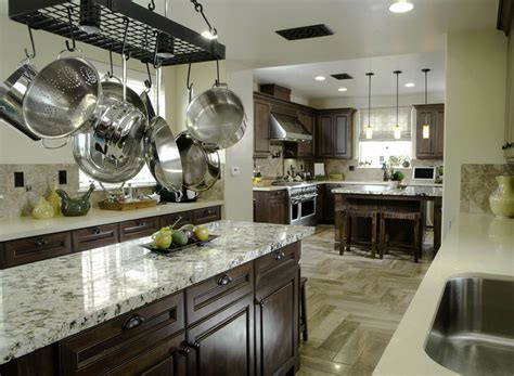 Perlato Granite Countertop by Kitchen Design Gallery Great Lakes Granite Marble